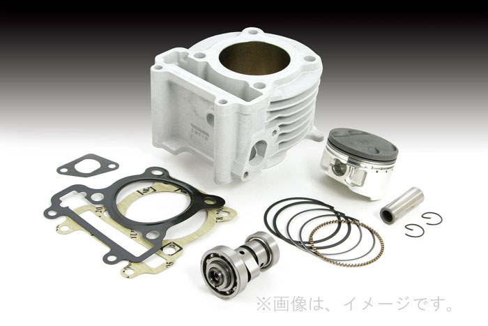 SP武川(タケガワ) S-Stage キット (カムシャフト付/58.5mm/155.6cc) (01-05-4474)