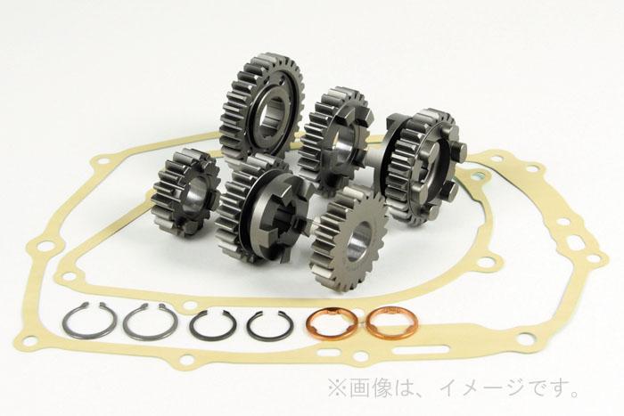 SP武川(タケガワ) 4速クロスミッションギアセット (02-04-0292)