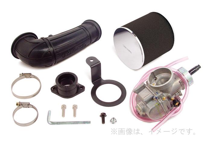SP武川(タケガワ) ビックキャブ&コネクトチューブ&ハイフローFilter (03-05-0192)