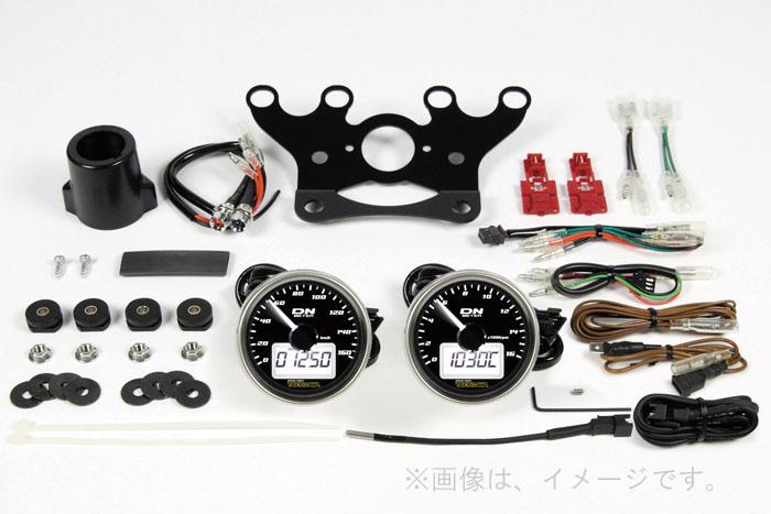 SP武川(タケガワ) DNスピード&タコメーターキット (DN/2連/Ape) (05-05-3206)