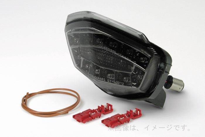 SP武川(タケガワ) LEDテールランプキット (スモークレンズ) (05-08-0252)