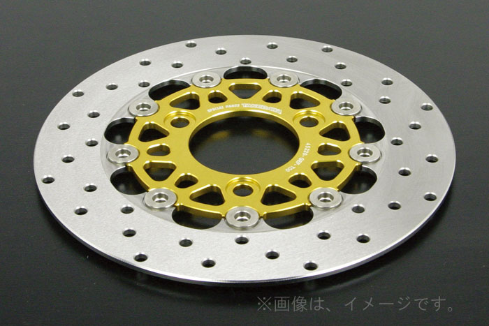SP武川(タケガワ) φ220フローティングディスクローター (06-08-0024)