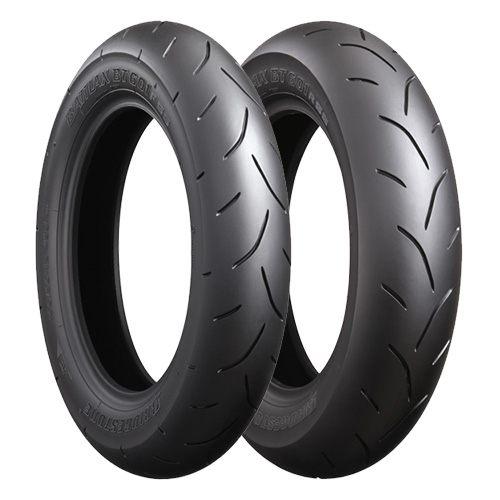 ブリヂストン 二輪車用タイヤ BATTLAX(バトラックス) BT601SS (SCS02019) (リア)120/80-12 55JTL