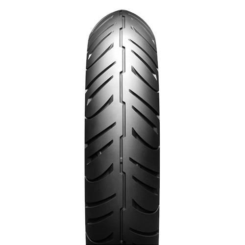 ブリヂストン 二輪車用タイヤ EXEDRA RADIAL G851 (MCR04236) (フロント)130/70ZR18(63W)TL