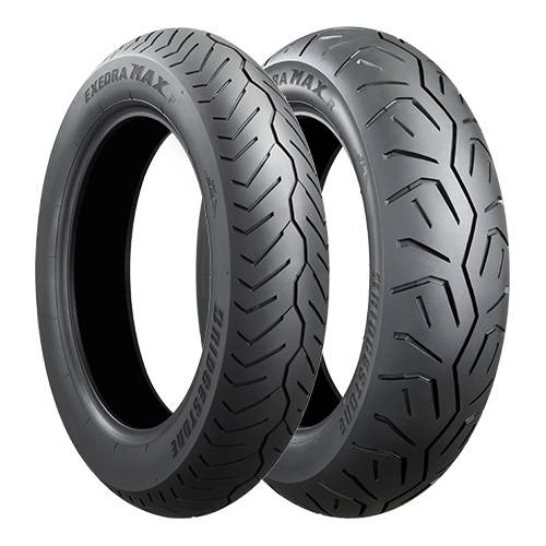 ブリヂストン 二輪車用タイヤ EXEDRA MAX (MCS01313) (フロント)100/90-19 57HW