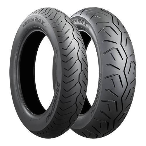 ブリヂストン 二輪車用タイヤ EXEDRA MAX (MCS01305) (フロント)120/90-17 64HTL