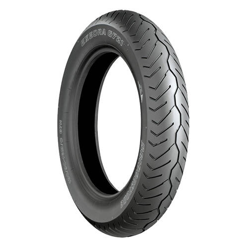 ブリヂストン 二輪車用タイヤ EXEDRA G721 (MCS00163) (フロント)130/90B16 67HTL