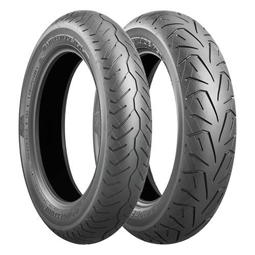 ブリヂストン 二輪車用タイヤ BATTLECRUISE H50 (MCS01402) (リア)180/55R18 80HTL