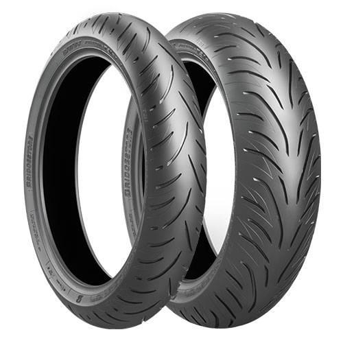 ブリヂストン 二輪車用タイヤ BATTLAX(バトラックス) SPORT TOURING T31 (MCR05482) (リア)160/60ZR17(69W)TL