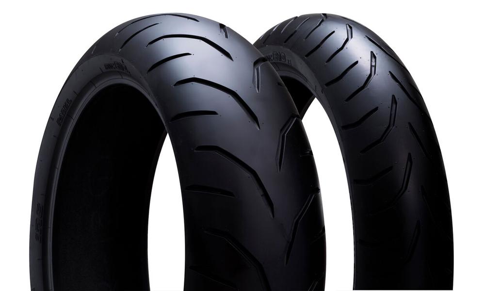 IRC(井上ゴム) オートバイ用 オンロードラジアルタイヤ RMC810 (F)110/70R17 (54H)/110236