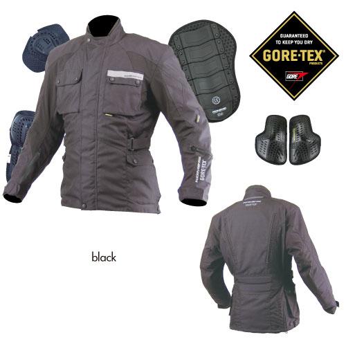 コミネ(KOMINE) JK-503 GTXウインタージャケット デネブプラス (ブラック/XL)