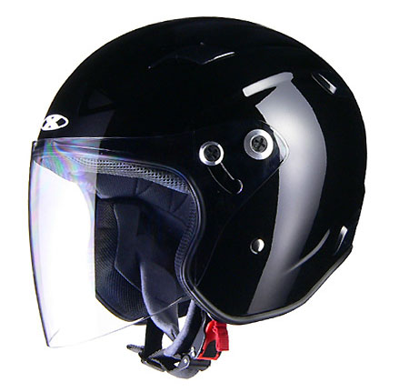 リード工業 X-AIR RAZZOIII(ラッツォ3) ジェットヘルメット