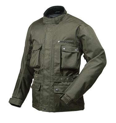 ラフ&ロード(ラフアンドロード)春夏モデル RR7210 デュアルテックストレイルツーリングジャケット [オリーブ/M]