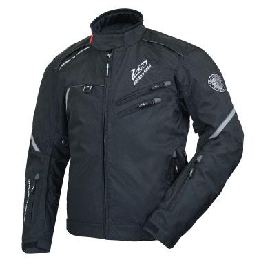 ラフ&ロード(ラフアンドロード)春夏モデル RR4011 SSFライディングジャケット(ブラック・L)