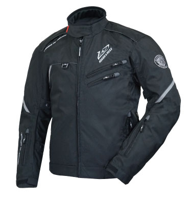 ラフ&ロード(ラフアンドロード)春夏モデル RR4011 SSFライディングジャケット(ブラック・XL)