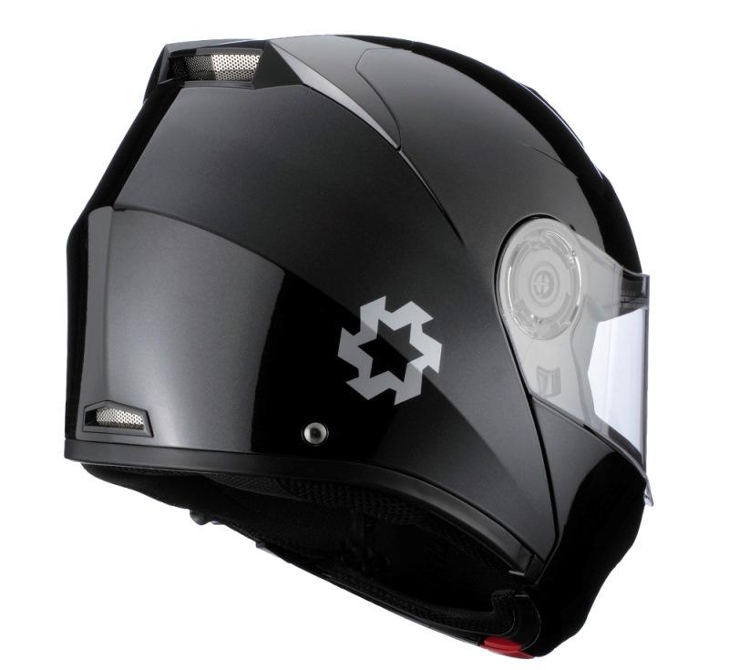 ライズ(RIDEZ) ヘルメット GK NIGHT ブラック (57-60cm)