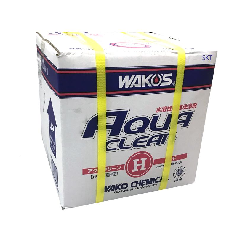 WAKOS ワコーズ(和光ケミカル) AC-H アクアクリーンH(ハード) 18L V616