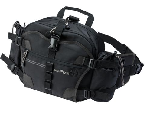 タナックス(TANAX)デジバッグプラス/ヒップ MFK-204 ブラック