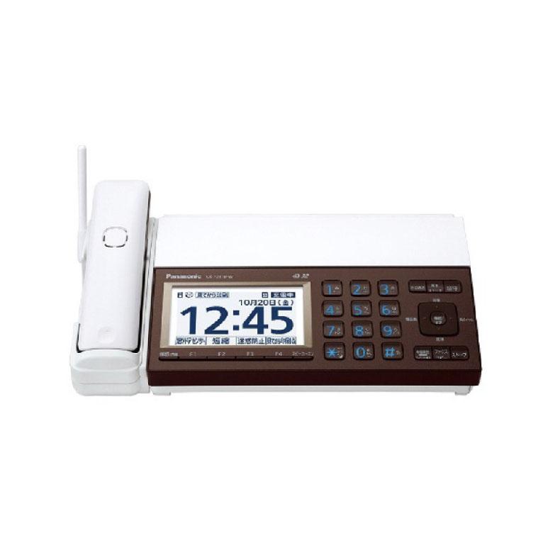 デジタル コードレス 普通紙 ファクス パナソニック Pansonic KX-PZ910DL-W kx-pz910dl-w ピアノホワイト おたっくす1台付 スマホ連携 無線LAN 新品 送料無料