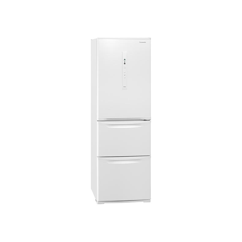 【本日特価】 冷蔵庫 パナソニック Panasonic NR-C371N-W nr-c371n-w ピュアホワイト 365L 右開き 3ドア 真ん中野菜室 ECONAVI 自動製氷機能 かしこくエコ 新品 送料無料, のれんタペストリー遊彩 bc5c54c3