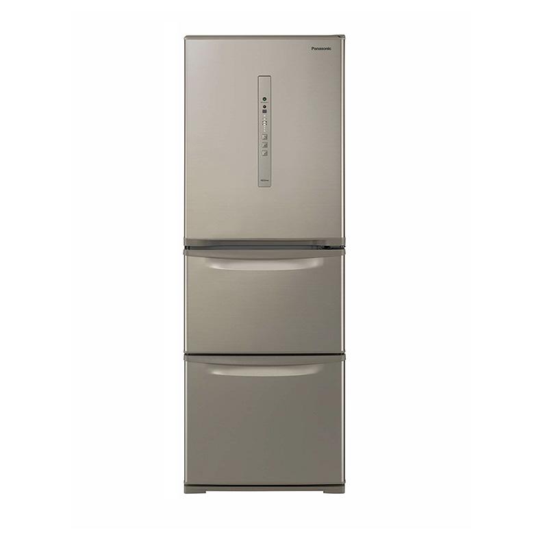 【現品限り一斉値下げ!】 【送料無料・標準設置込】 ノンフロン冷凍冷蔵庫 冷蔵庫 パナソニック Panasonic NR-C341C nr-c341c シルキーゴールド 3ドア 335L 右開き 新品 送料無料, くらしのくら 648aecb8