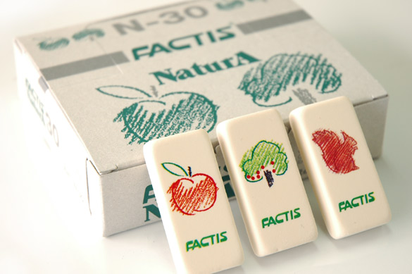Facts Natura Eraser N30
