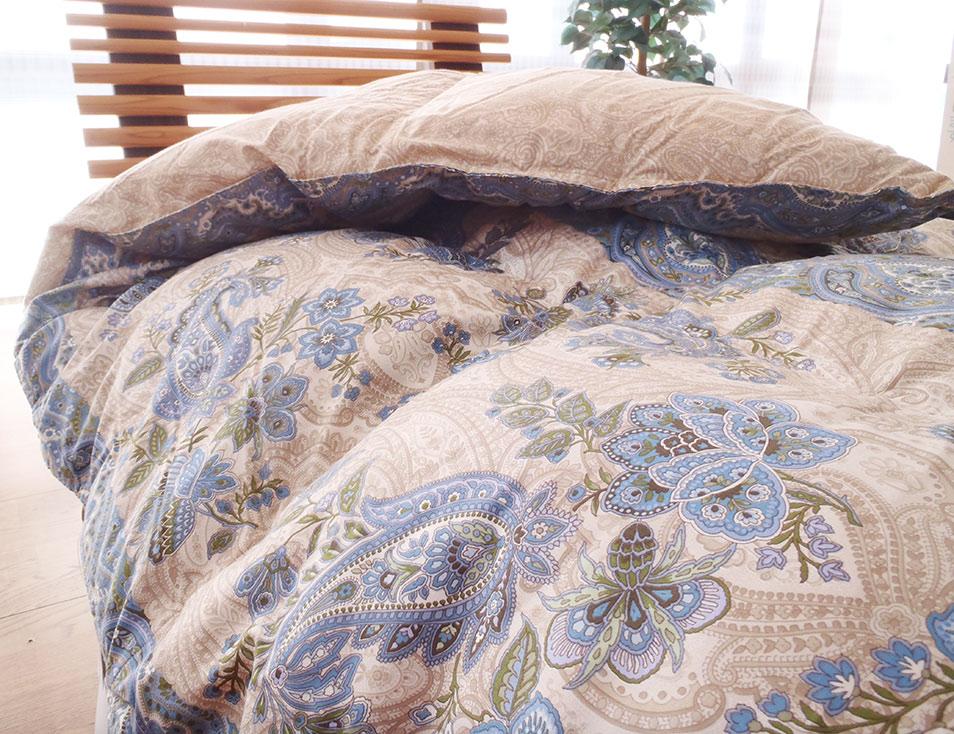 羽毛布団シングル GORE(ゴア)ゴアテックス ロイヤルスター シングルサイズ 日本製 送料無料 ポーランド産マザーグースダウン 1.25kg
