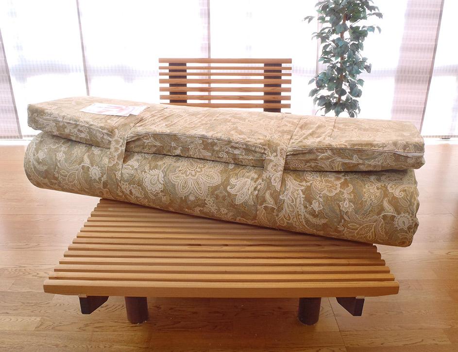 西川リビング ダブルサイズ BODY ZERO マットレス(日本製)(厚み90mm)専用シーツプレゼント