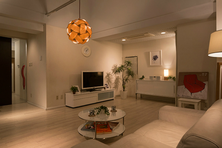 ペンダントライト シーリングライト LED おしゃれ 照明 木製 インテリア ダイニング 和室 led 和風 北欧 軽い 木製照明 ライト 球体