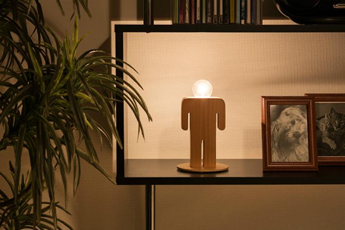 テーブルライト LED スタンドライト おしゃれ 照明 木製 インテリア リビング 和風 led 北欧 木製照明 男の子 卓上照明 テーブル デスク 机 ライト