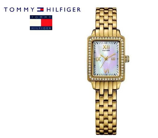 TOMMY HILFIGER トミーヒルフィガー 腕時計 1781107 レディース【並行輸入品】