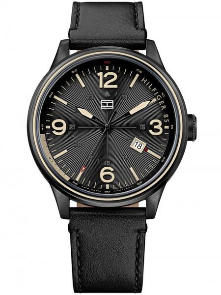 送料無料 注文後の変更キャンセル返品 ラッピング無料 即日発送可能 TOMMY HILFIGER 定番から日本未入荷 1791103 トミーヒルフィガー 並行輸入品 メンズ 腕時計