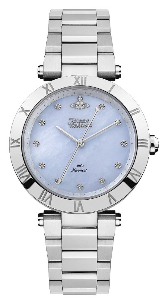 全店販売中 予約販売 送料無料 ラッピング無料 即日発送可能 Vivienne Westwood レディース 腕時計 ヴィヴィアンウエストウッド VV206BLSL 並行輸入品