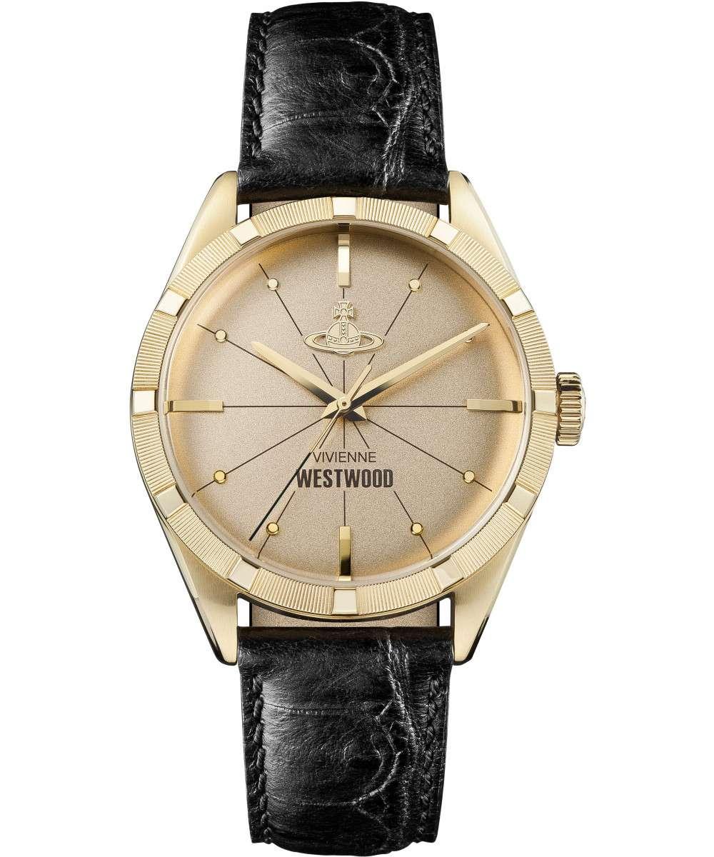 Vivienne Westwood ヴィヴィアンウエストウッド 腕時計 VV192GDBK メンズ【並行輸入品】
