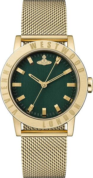 送料無料 ラッピング無料 Vivienne Westwood ヴィヴィアンウエストウッド 腕時計 VV213GRGDMH レディース 人気の製品 並行輸入品 2021年最新型-Vivienne 保証