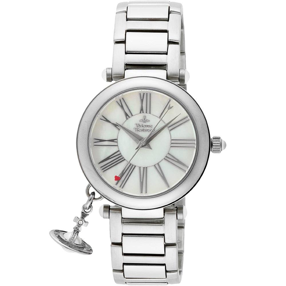 送料無料 売店 ラッピング無料 Vivienne Westwood ヴィヴィアンウエストウッド スピード対応 全国送料無料 腕時計 VV006PSLSL 並行輸入品 レディース オリジナル紙袋付き