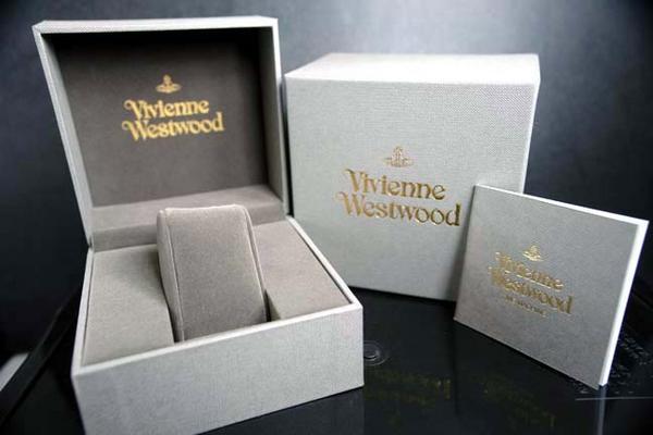 Vivienne Westwood Vivienne Westwood watches 'Orb' VV006RSSL women's