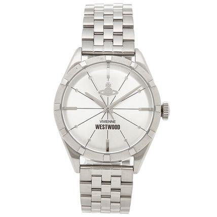 Vivienne Westwood ヴィヴィアンウエストウッド 腕時計 VV192SLSL メンズ【最新モデル】