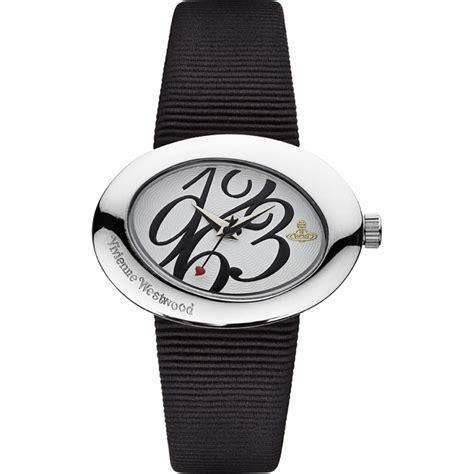 Vivienne Westwood ヴィヴィアンウエストウッド 腕時計 VV014WHBK Ellipse レディース