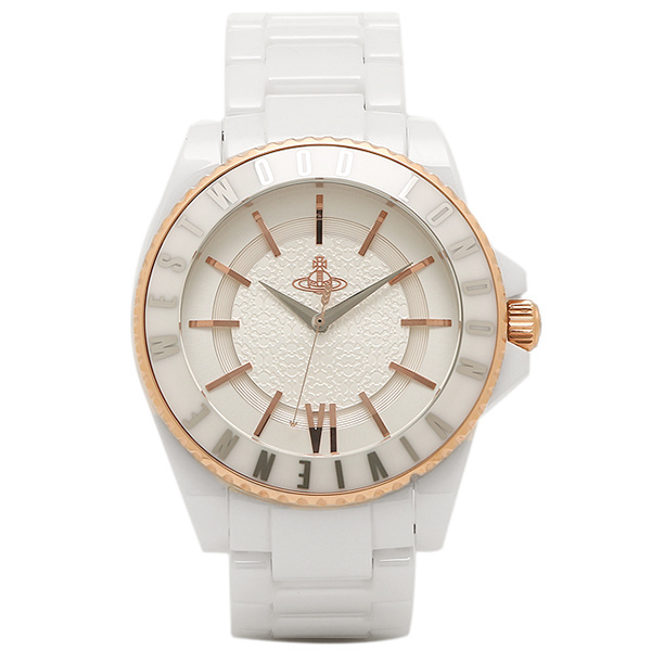Vivienne Westwood ヴィヴィアンウエストウッド 腕時計 Ceramic VV048RSWH ユニセックス