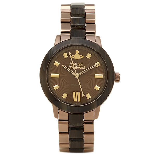 Vivienne Westwood ヴィヴィアンウエストウッド 腕時計 VV165BRBR レディース