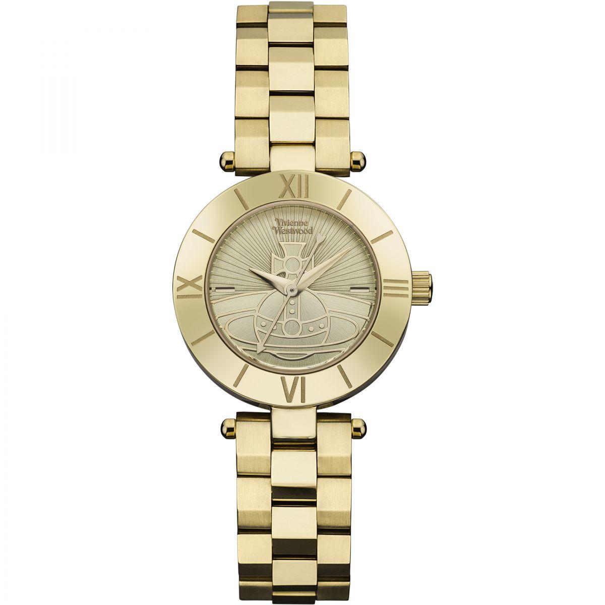 Vivienne Westwood ヴィヴィアンウエストウッド 腕時計 VV092CPGDレディース【並行輸入品】
