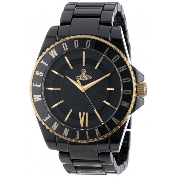 Vivienne Westwood ヴィヴィアンウエストウッド 腕時計 Ceramic VV048GDBK ユニセックス