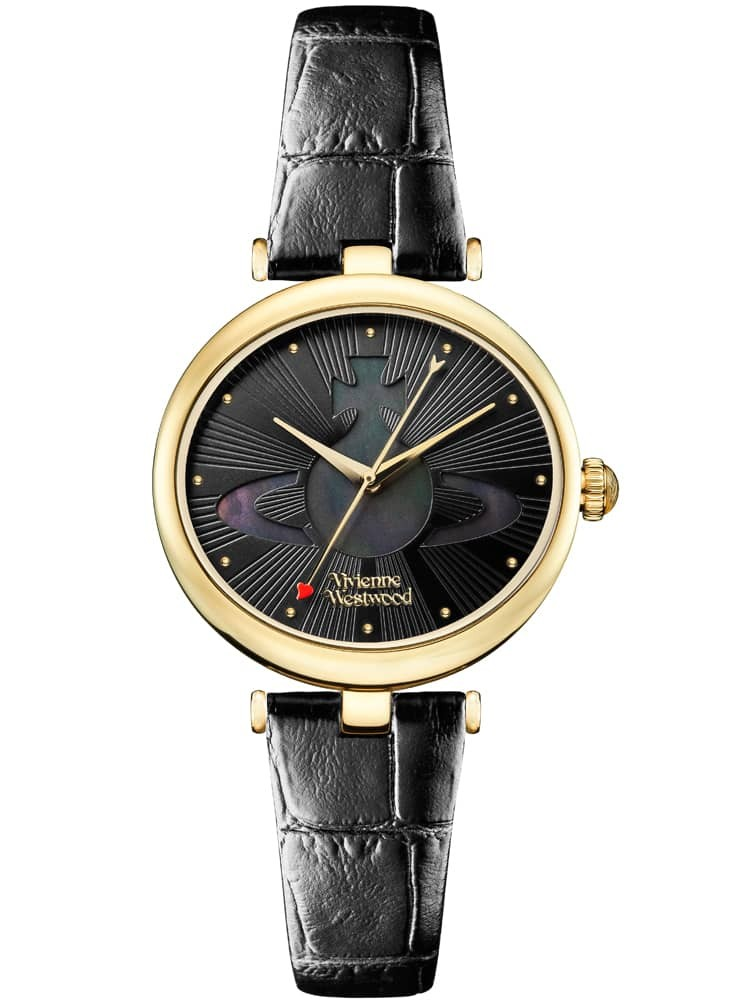 Vivienne Westwood ヴィヴィアンウエストウッド 腕時計 vv184bkbk レディース