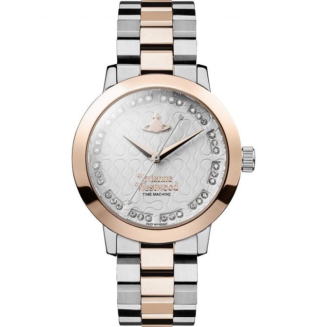 Vivienne Westwood ヴィヴィアンウエストウッド 腕時計 VV152SRSSL レディース