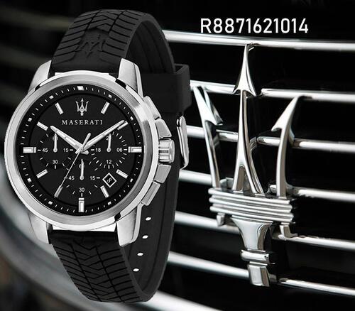 史上最も象徴的なアイテムのオリジナルな創造と自動車製造業者マセラティのデザインを取り込むものです マセラティ Maserati R8871621014 初売り 時計 並行輸入品 贈物 メンズ クオーツ