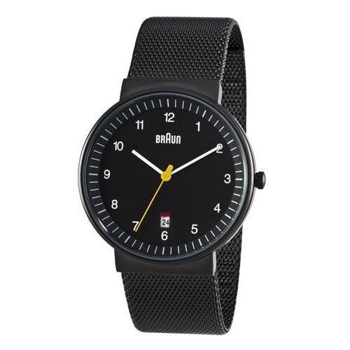 【海外正規品】 BRAUN ブラウン 腕時計 BN0032BKBKMHG メンズ