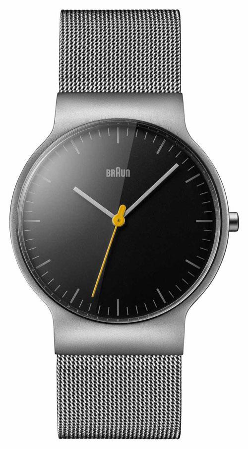 送料無料 ラッピング無料 オンライン限定商品 BRAUN ブラウン 完売 BN0211BKSLMHG メンズ 海外正規品 腕時計