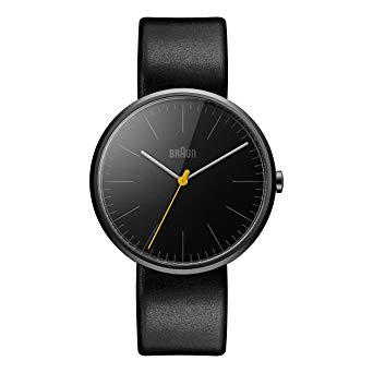 【海外正規品】 BRAUN ブラウン 腕時計 BN0172BKBKG メンズ