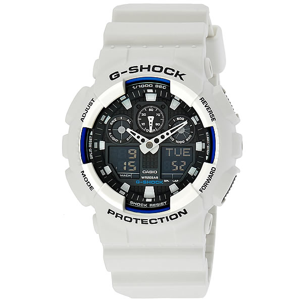 カシオ 年中無休 CASIO G-SHOCK GショックGA-100B-7A 特別セール品 腕時計 GA-100B-7A Gショック